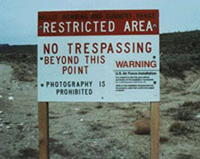 Secrets of Area 51 in Nevada Video