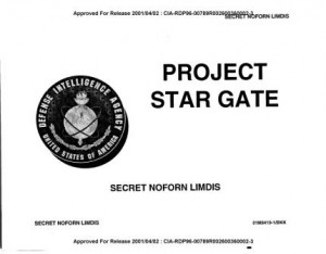 Project Stargate documents