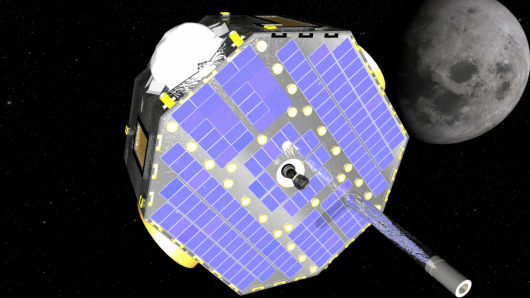 NASA IBEX Probe Search For The Edge of The Solar System
