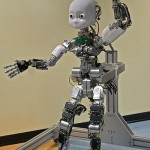 iCub Robot in Action