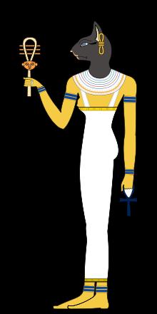 Bastet Egyptian Deity