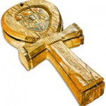 Egyptian Ankh Relic