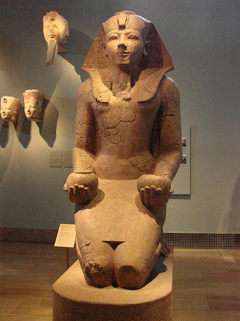 Hatshepsut Female Pharaoh