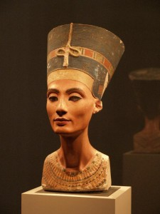 Nefertiti Egyptian Queen