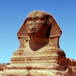 The Sphinx Statue of Egypt