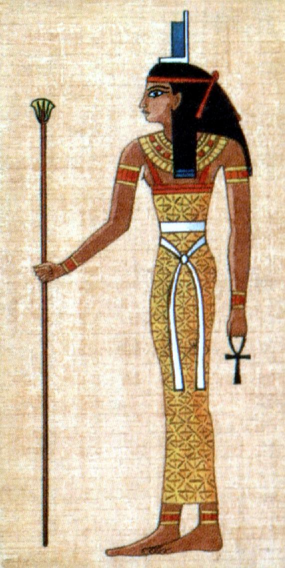 isis ancient egyptian